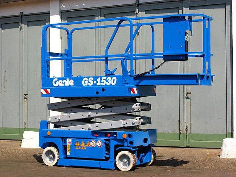 Location Nacelle Ciseau Electrique 6m GENIE GS1530 - 1
