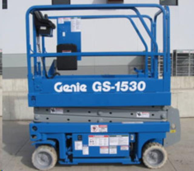 Location Nacelle Ciseau Electrique 6m GENIE GS1530 - 2
