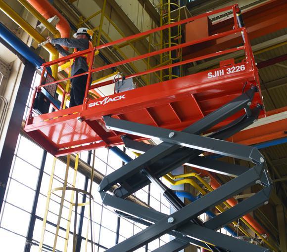 Location nacelle ciseaux électrique 10m SKYJACK SJ3226 - 3
