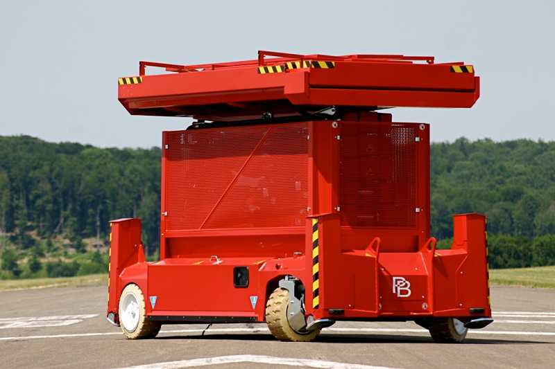 location de nacelle ciseaux électrique 17 m - PBLIFT S171-16e - 1