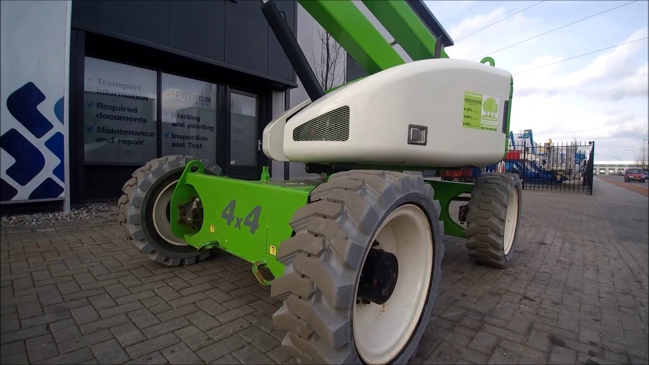 Location nacelle hybride 4*4 17m NIFTYLIFT HR17  - 2