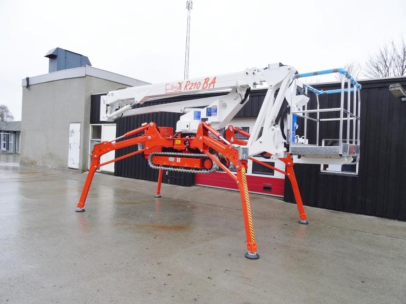 Location nacelle araignée 21m EASYLIFT R210 - 1