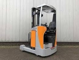 Location chariot à mat rétractable 1,2 tonne STILL fmx12 - 1