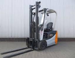 Location chariot élévateur électrique 1t STILL rx50-10 4m - 1