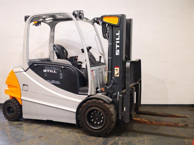 Location chariot élévateur électrique 6 tonnes STILL RX6060 4M - 1
