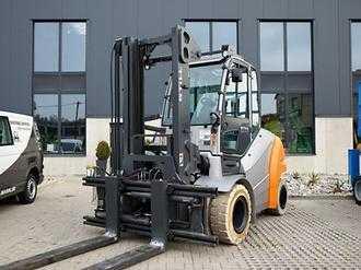 Location chariot élévateur électrique 8 tonnes STILL RX6080 4M - 1