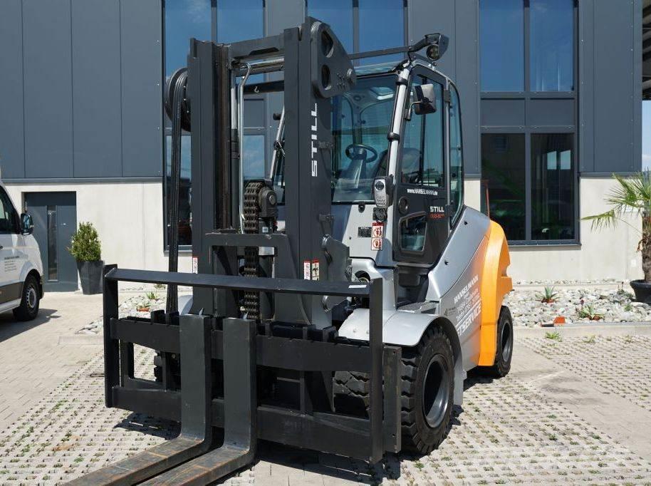 Location chariot élévateur électrique 8 tonnes STILL RX6080 6M - 1