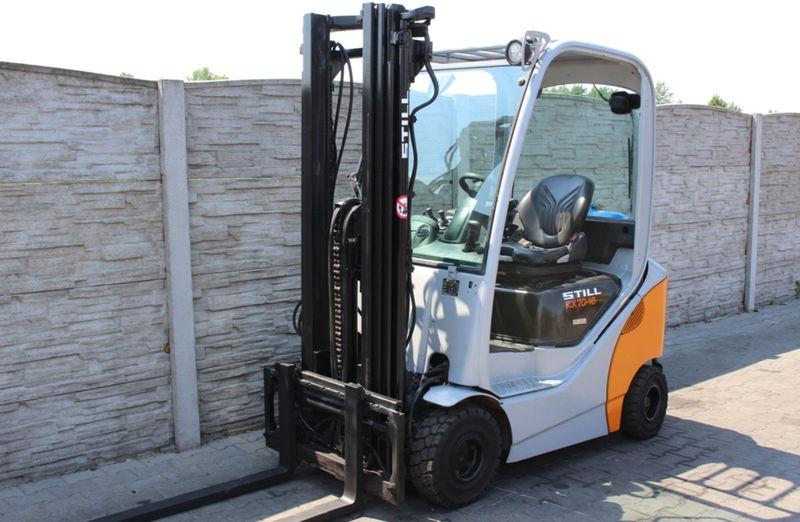 Location chariot élévateur thermique 1T5 STILL RX70-16 6M - 1