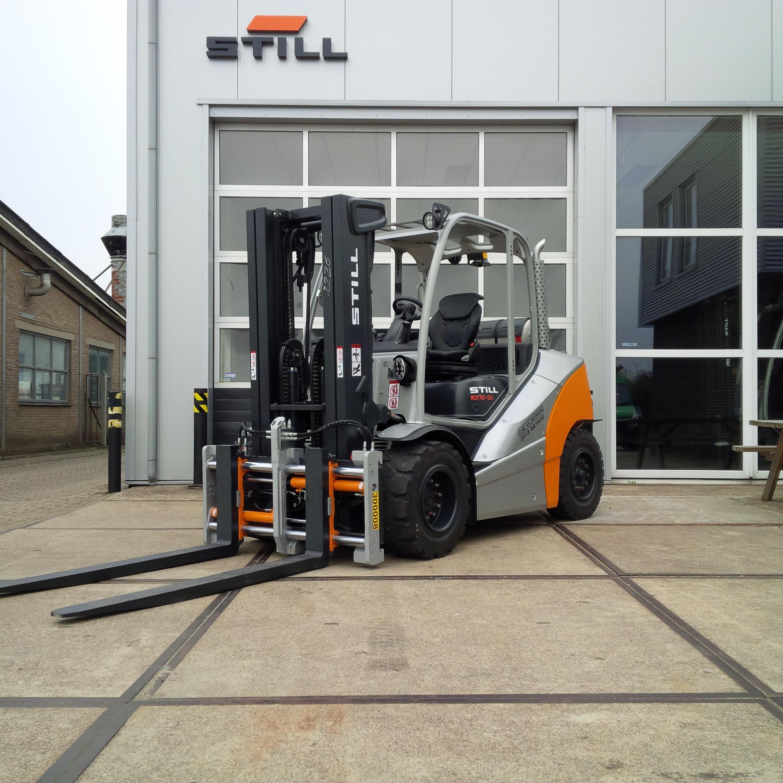 Location chariot élévateur thermique 5 tonnes STILL RX 70-50 4M - 1