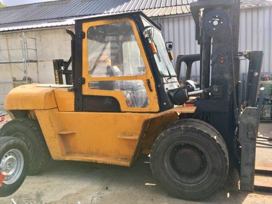 location chariot élévateur thermique 10 tonnes 5m - 1