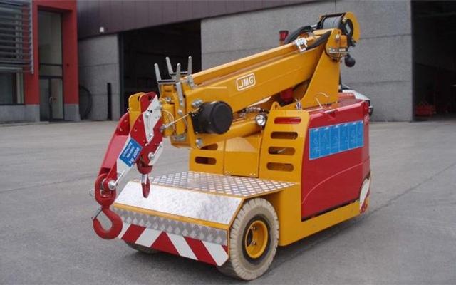 Location Mini-grue automotrice électrique 2 t / 6 m - JMG mc22s - 1
