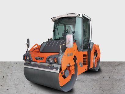 location rouleau compacteur tandem 10t HAMM HD 90 - 1