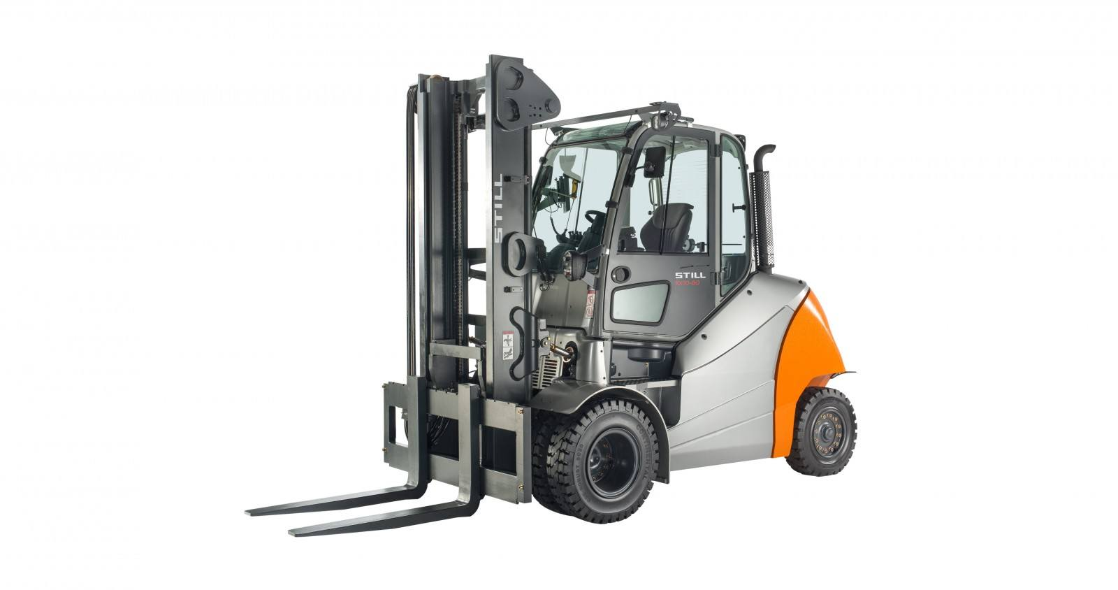 Location chariot élévateur thermique 8 tonnes STILL RX 70-80 6M - 1